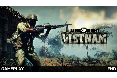 Line of Sight: Vietnam - Gameplay - YouTube
