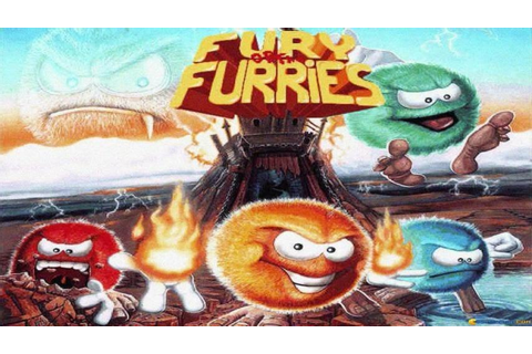 Fury of the Furries gameplay (PC Game, 1993) - YouTube