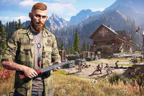 Review: 'Far Cry 5' a Game About America With American ...