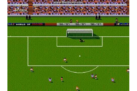 【Amiga】★Sensible World of Soccer Online★ 「High-level ...