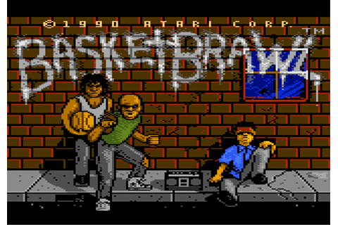 Play Basketbrawl Atari 7800 online | Play retro games ...