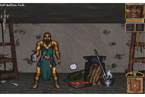 Anvil Of Dawn Download (1995 Role playing Game)