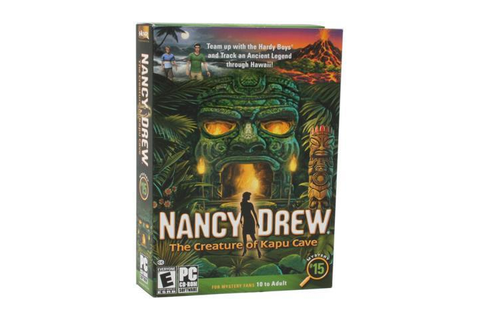 Nancy Drew The Creature of Kapu Cave PC Game - Newegg.com