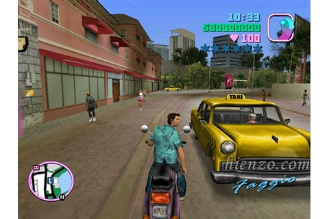 GTA Vice City Game Free Download | Hienzo.com