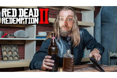 Drunk Hunts - Red Dead Redemption 2 Gameplay - YouTube