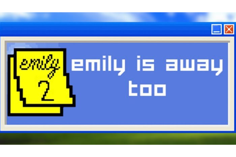 Emily Is Away Too Is a Successful Play on Nostalgia and ...