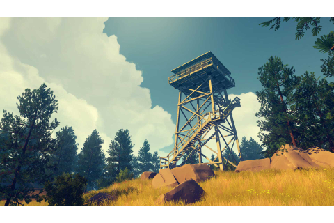 Firewatch spoiler-free review: trailblazing - VG247