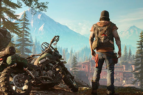 Days Gone: PS4 release date, Gamescom screens, gameplay ...