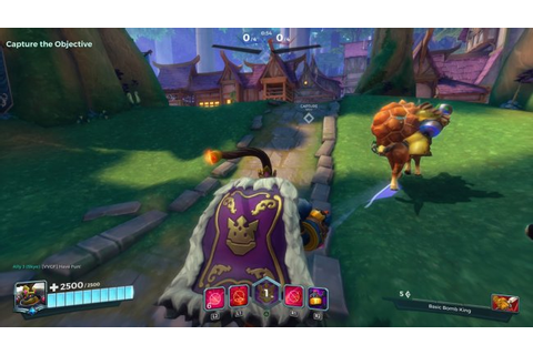 Paladins : Champions du Royaume on Qwant Games