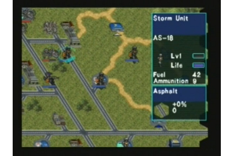 Review: Global Defence Force Tactics (PS2)