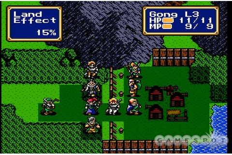 GeneSaturn's Game Room: First Review : Shining Force