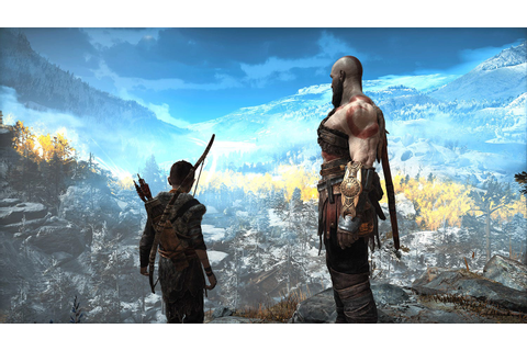 The new 'God of War' on PS4 is the first must-play game of ...