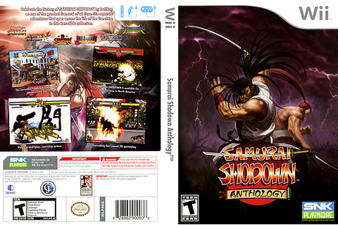 RSSEH4 - Samurai Shodown Anthology