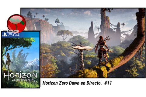 Horizon Zero Dawn Día 11 ,Gameplay en español - YouTube