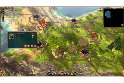 Settlers 2 10th Anniversary Gameplay Level 6 Part 1 - YouTube