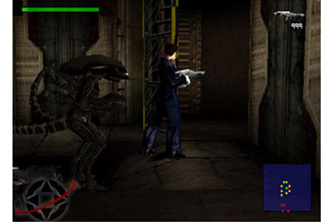Alien Resurrection [PSX - Beta] - Unseen64