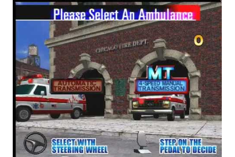 Emergency Call Ambulance gameplay - YouTube