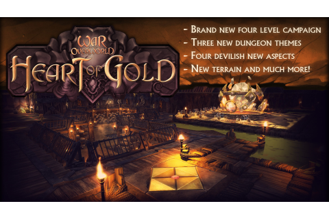 Download War for the Overworld - Heart of Gold Full PC Game