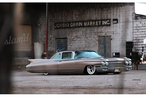 1960 Cadillac Coupe DeVille lowrider custom classic luxury ...