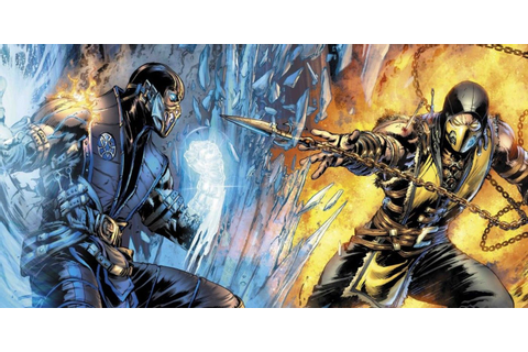 Mortal Kombat X: How Comics Revealed Scorpion's Secret Origin