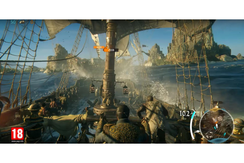 Skull & Bones Gameplay Trailer Debuts - Xbox One, Xbox 360 ...