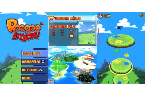 [Strategie] Roogoo Attack USA MuLTi5 NDS-PYRiDiA [3954 ...