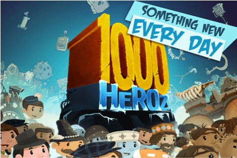 This Week's Must-Have iOS Games: Dream:scape, 1000 Heroz ...