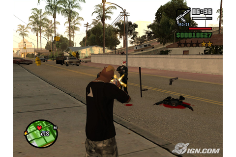 gta san andreas ~ Gaming Zone