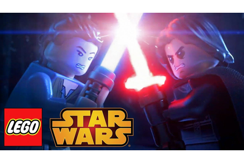 LEGO Star Wars: The Skywalker Saga - Official Reveal ...