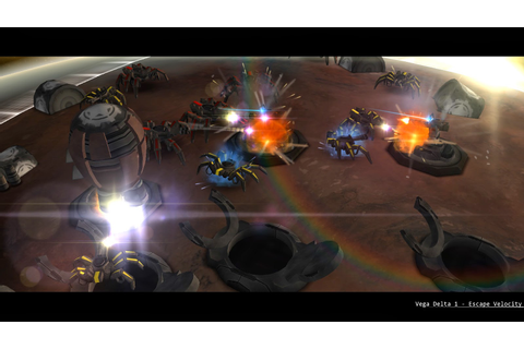 Final Horizon : New Strategy Game / PS Vita & PS4 ...