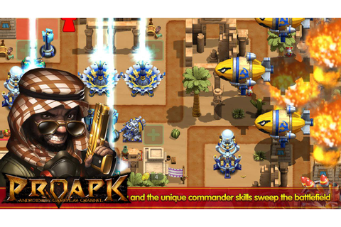 Little Commander 2: Global War Gameplay iOS / Android ...