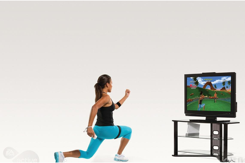 EA Sports Active 2 Fitness game for Nintendo Wii