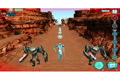 Max Steel - Android and iOS gameplay - YouTube