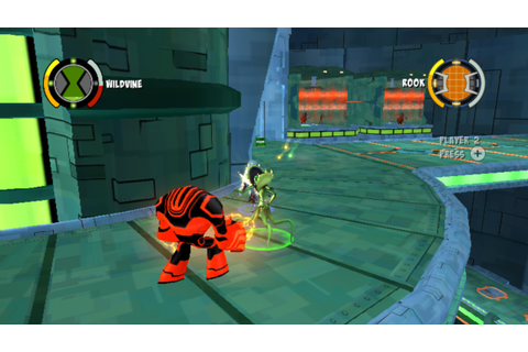 Ben 10 omniverse collection games hacked