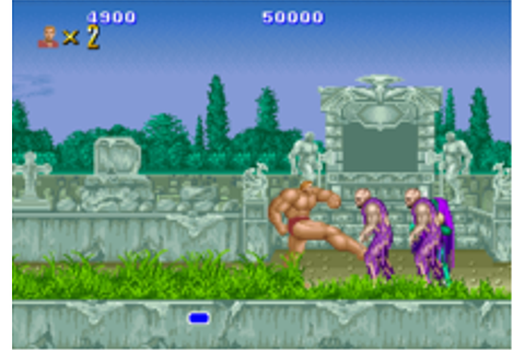Altered Beast - Wikipedia