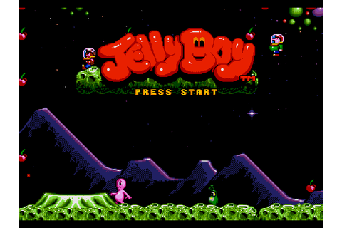 Jelly Boy Download Game | GameFabrique