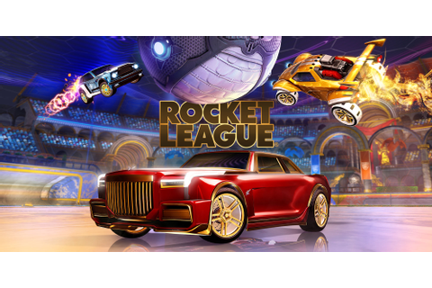 Rocket League® | Nintendo Switch download software | Games ...