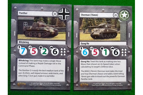 Milgeek UK: GF9 Tanks Practise Games - Part 1: Balance