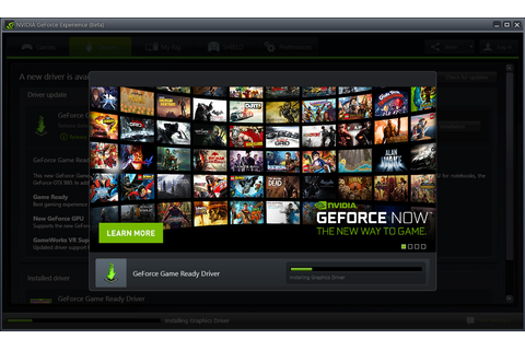GeForce Driver 368.69 (WHQL) Out Now; Optimized for DiRT ...