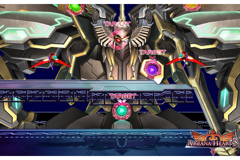 Game Review : Arcana Heart 3 | My vision - Nam Le (aka Rukawa)