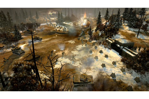 Company of Heroes 2 - Ardennes Assault Screenshots ...