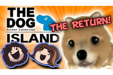 Dog Island: MORE CUTENESS - Game Grumps - YouTube