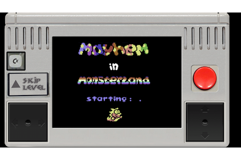 Mayhem in Monsterland (C64) for Android