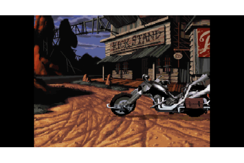 Full Throttle Remastered - Tai game | Download game Phiêu lưu