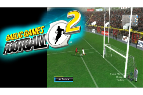 Gaelic Games: Football 2 ... (PS2) - YouTube