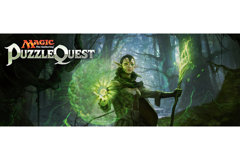 Magic: The Gathering -- Puzzle Quest captures the essence ...