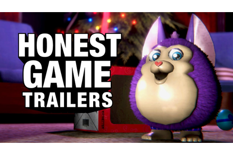 TATTLETAIL (Honest Game Trailers) - YouTube