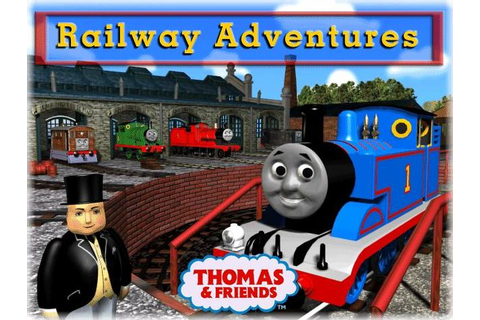 What are some Thomas the Tank Engine computer games ...