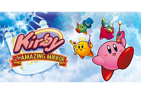 Kirby & The Amazing Mirror | Game Boy Advance | Games ...