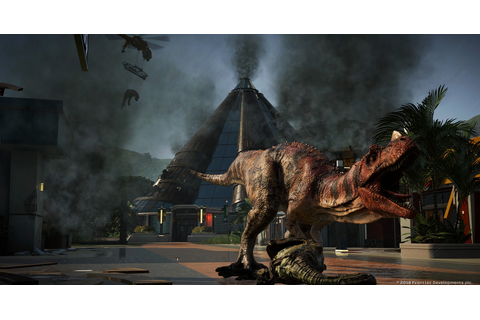 Jurassic World: Evolution: video game tie-in is the park ...